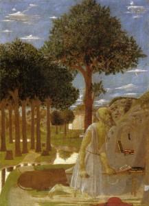4 della Francesca San Jerónimo penitente