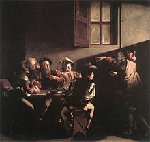 Caravarggio. la vocación de San mateo