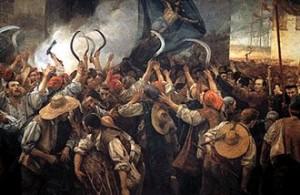 Corpus de sangre 1640