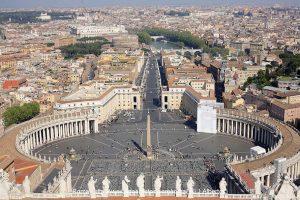 Plaza de Roma