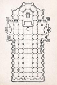 planta catedral milan