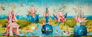 esferas-azules-y-figuras-rosas