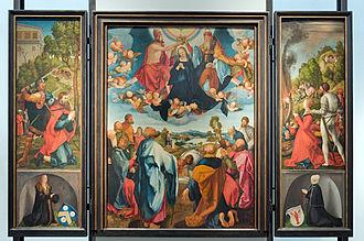 Pintura De Puntillas Desde El Renacimiento Alemán A La Nueva